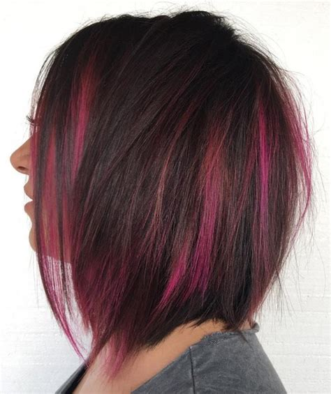 36 two tone hair color ideas for short medium long hair