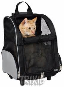 cat carrier bag trixie t bag cat small carrier with wheels 36 215 50