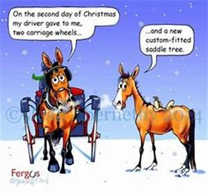 76 Best Fergus ... Funny Christmas Horse Quotes