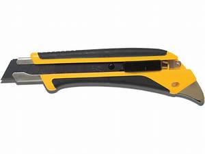 Buy Olfa cutter L5-AL for 18 mm blades online at Modulor