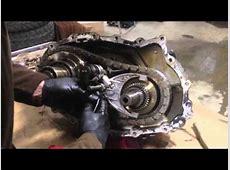 Range Rover transfer case chain install YouTube