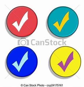 Illustration de boutons, commandant, Royaume-Uni ...