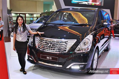 Gambar Mobil Hyundai H1 by Hyundai H1 Facelift 2016 Autonetmagz Review Mobil Dan