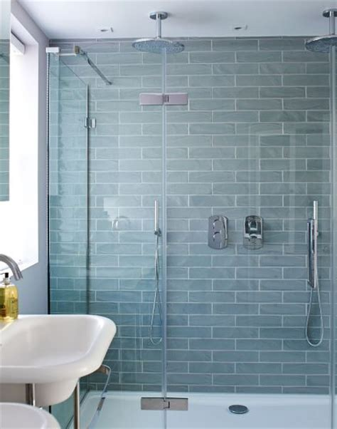 blue bathroom tiles ideas  pinterest blue
