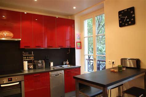 les decoration des cuisines décoration cuisine d 39 appartement exemples d 39 aménagements