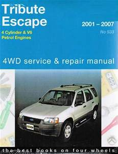 Ford Tribute Mazda Escape 4wd 2001 2007 Gregorys Service