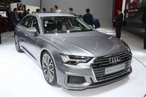 2018 Audi A6 Makes A New Bid For Executive Car Dominance Evo