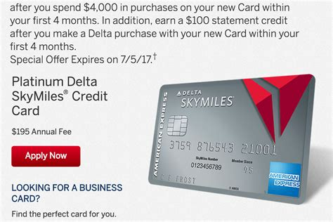 New 70k Offer For The Platinum Delta Skymiles® Credit Card Order American Psycho Business Cards Card Southern Adelaide App Free Download Next Day Delivery Canada Avery Template 38871 Christmas Credit In Translucent Australia