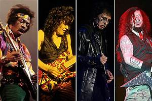 Are These the 50 Best Hard Rock and Metal Guitarists of