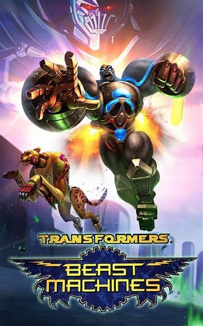 Beast Transformers Machines Legends Event Toys Dvd