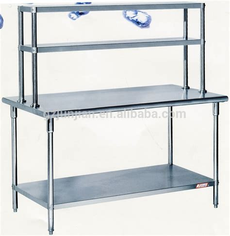 stainless steel kitchen work tables india 1 8 meter industrial work tables buy stain steel table