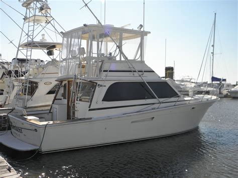Boat Loans In Ct by 1986 Egg Harbor 41 Convertible Power Boat For Sale Www