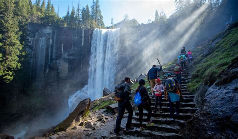 Featured Hike Panorama Trail Discover Yosemite