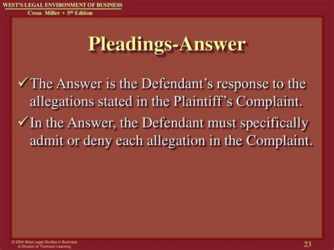 chapter   court system powerpoint