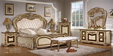 china european style bedroom set furniture fg