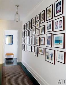 Family Photo Display Ideas Photos Architectural Digest