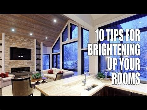 how to lighten a dark room with no natural light 10 tips for brightening up your rooms youtube