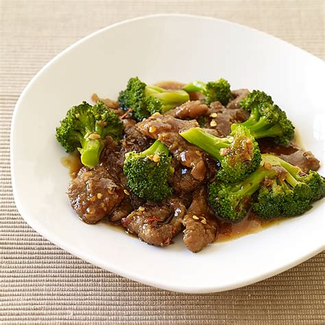 cuisiner brocoli beef and broccoli stir fry recipes weight watchers