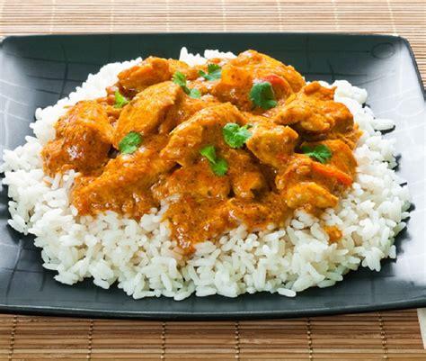 huile de coco cuisine recette poulet au curry à l 39 indienne