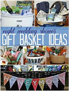 8 wedding bridal shower gift basket ideas a great way to With unusual wedding shower gifts