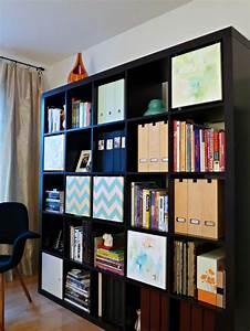 Deco Salon Ikea : deco kallax ~ Teatrodelosmanantiales.com Idées de Décoration