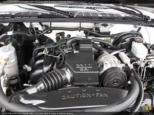 Chevrolet Gallery  1998 Chevrolet S 10 Engine 22 L 4 Cylinder
