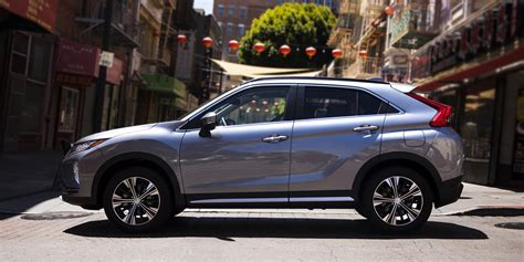 The sporty suv that's ready for action. 2019 Mitsubishi Eclipse Cross   Piazza Mitsubishi   Reading PA