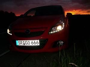 Opel Corsa C Scheinwerfer Links : led mit kurvenlicht corsaforum de ~ Jslefanu.com Haus und Dekorationen
