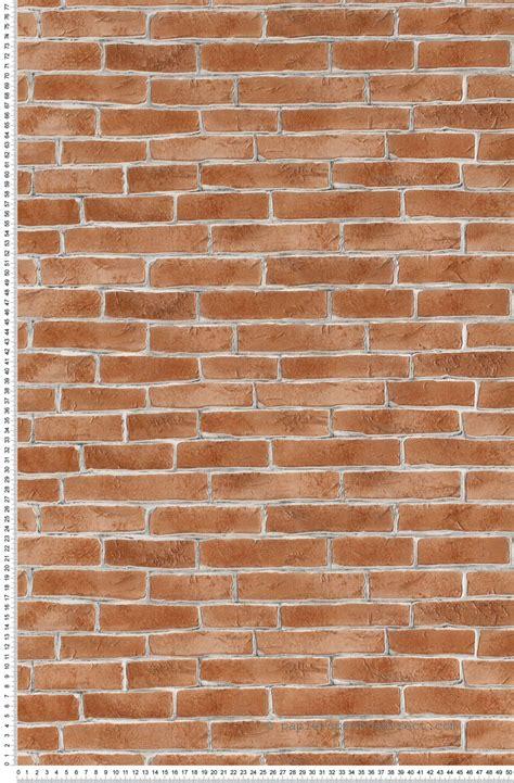 chambre anglais papier peint briques papier peint aquamura de