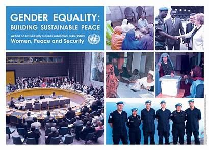 Peace Un 1325 Security Resolution Council United