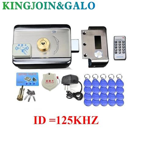 Tags Door Gate Lock Access Control System