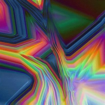 Protobacillus Abstract Gifs Digital Colorful Animated Mesmerizing