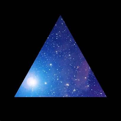 Triangle Hipster Galaxy Dope Triangles Illuminati Trippy