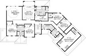 Traditional Colonial Floor Plans Ideas by Colonial European Traditional House Plan 42111
