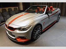 BMW 435i Cabrio F33Tuning mit M PerformanceZubehör
