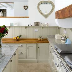 Shakerstyle Country Kitchen  Kitchen Decorating  Ideal Home