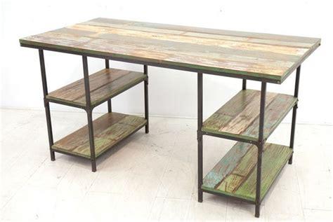 mobilier bureau maison meuble de bureau fer