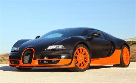 2014 Bugatti Veyron Super Sport 0-60
