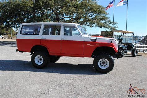 Toyota Fj55 For Sale by 1971 Toyota Land Cruiser Fj55 Inline 6