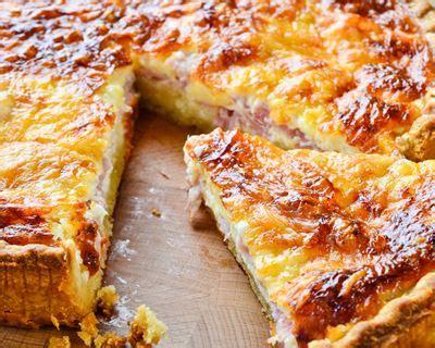 telematin recette de cuisine recette quiche lorraine simplissime facile rapide