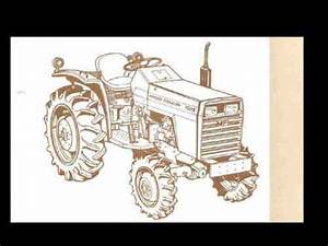 Massey Ferguson Mf 1035 Tractor Parts Manual 150pgs W
