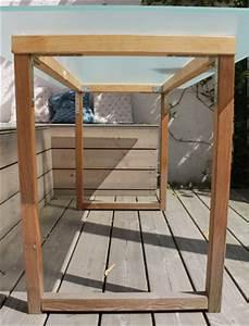 Gartentisch Aus Terrassendielen Selber Bauen : gartentisch mit glasplatte selber bauen nachhaltigkeitsblock ~ Whattoseeinmadrid.com Haus und Dekorationen