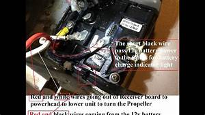 How To Troubleshoot A Non-working Motorguide W75 Wireless Trolling Motor   Part 3 Of 4