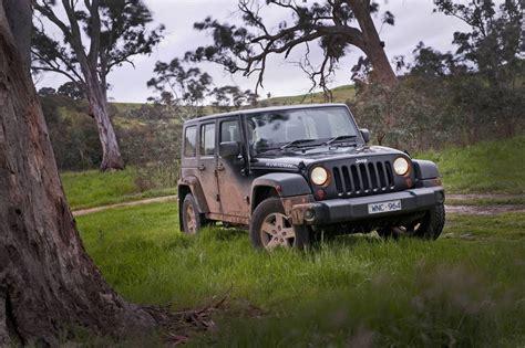 Four Wheeler Magazine Editors Name Jeep Wrangler Rubicon