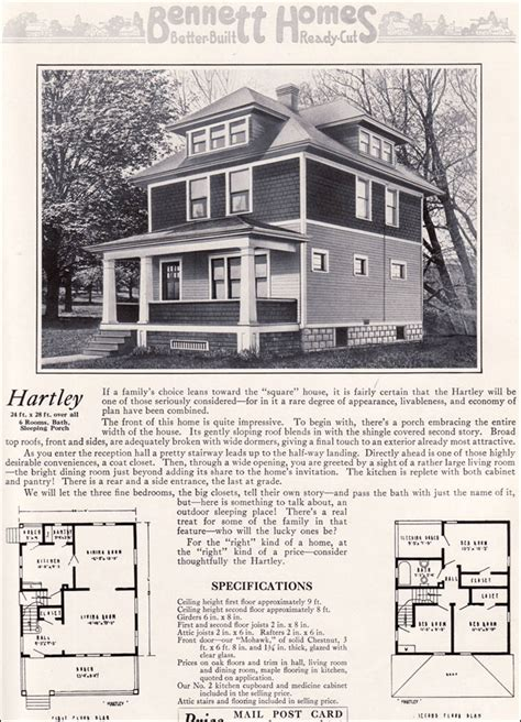 ameerican foursquare  hartley  bennett homes