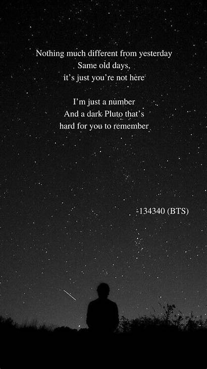Bts Lyrics Wallpapers Quotes Song Songs Lyric