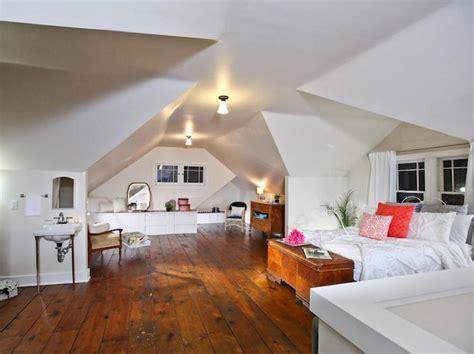 ideen fuer die moderne dachgeschosswohnung