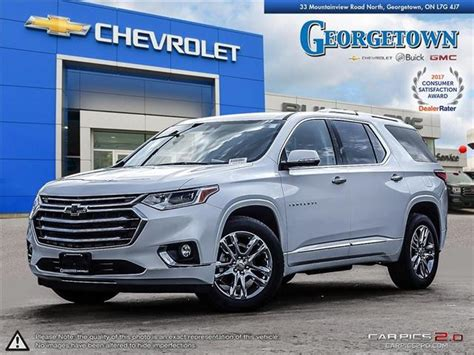 2020 Gmc Acadia Vs Chevy Traverse by 2020 Chevy Traverse High Country Chevrolet Review