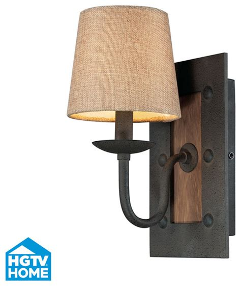 sconces that ooze style rustic wall sconces