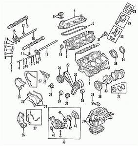2002 Mitsubishi Galant Engine Diagram